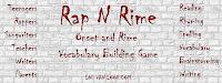 Rap N Rime Phonics Game for Teenagers