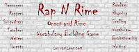 Rap N Rime Phonics Game for Teenagers