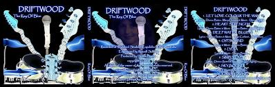 Driftwood CD Insert - Lou Van Loon