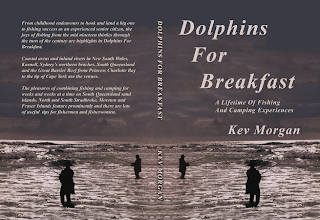 Dolphins For Breakfast Book Cover - Lou Van Loon